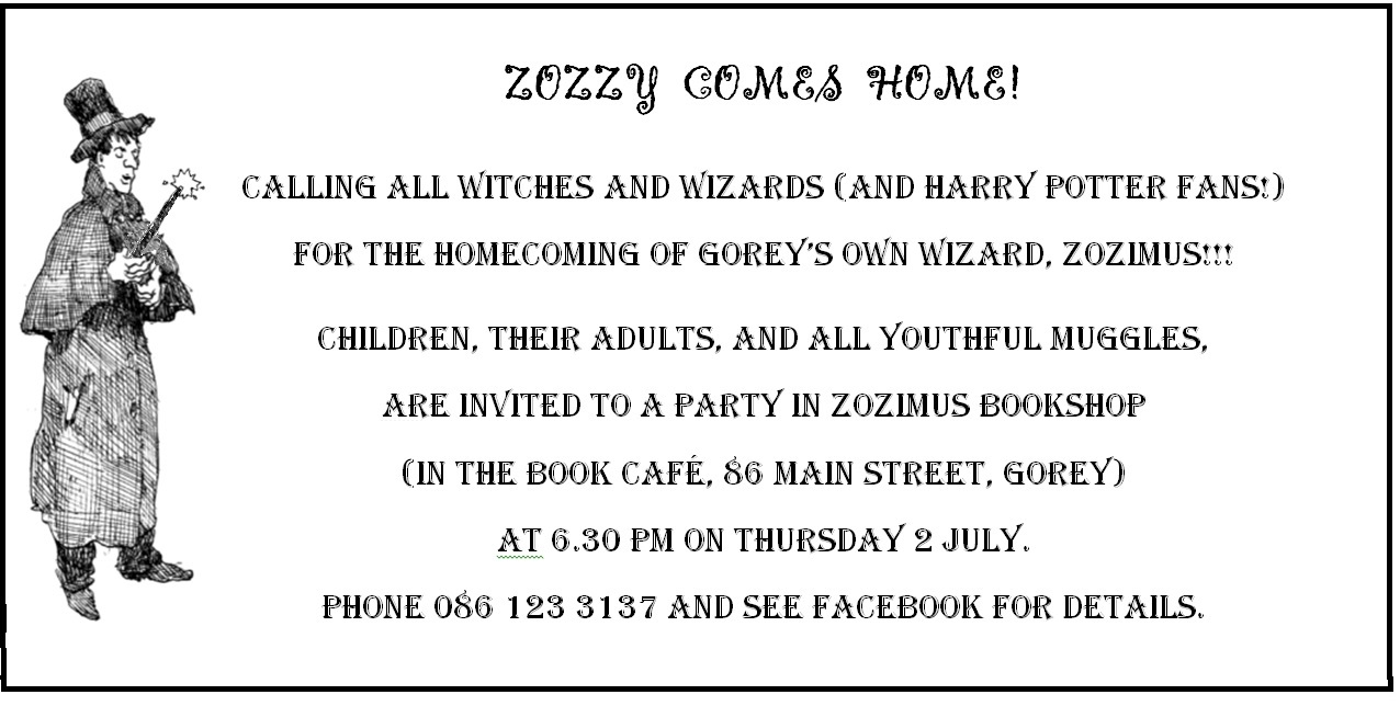 Zozimus the Wizard