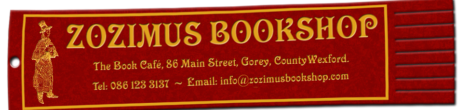 Zozimus Bookshop – Secondhand and Rare Books in Gorey Ireland